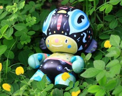 my MUNNY custom