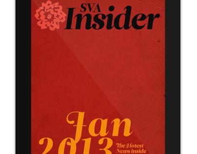 SVA Insider Magazine