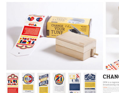 DESIGN DIRECT: OFM / Change Your Tune