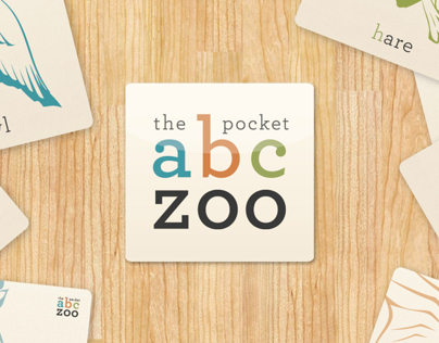 The Pocket ABC Zoo