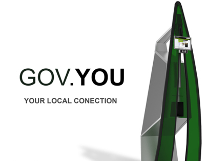 GOV.UK Interactive Kiosk
