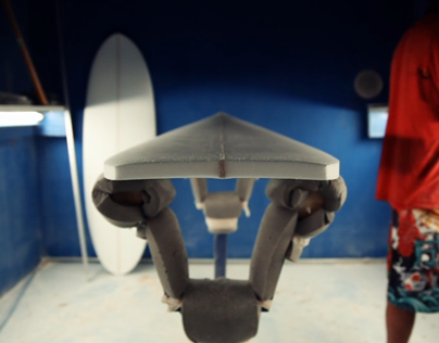 Polen Surfboards web comercial