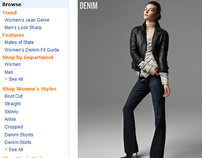 Amazon Denim Shop