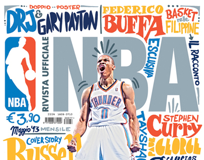 Rivista NBA / Covers 2012-13