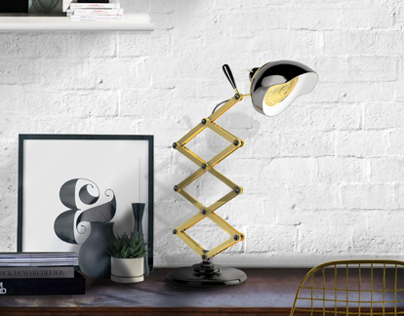 BILLY Lamp | TABLE