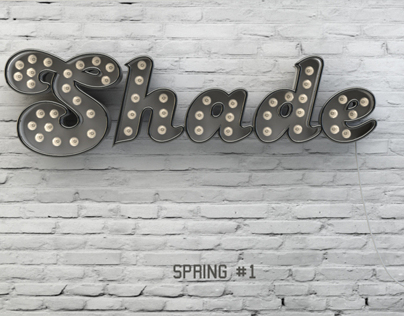 Shade spring delivery#1 photo/graphic/clothing design