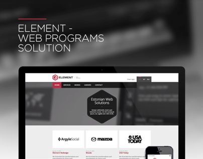 Element - Web Solution