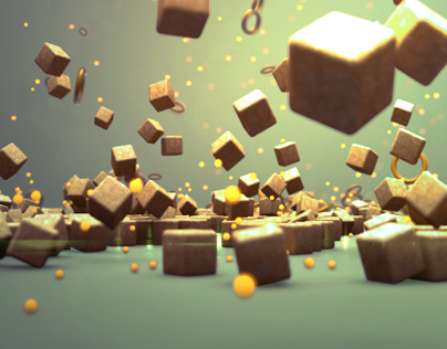 C4D Rigid Body Test