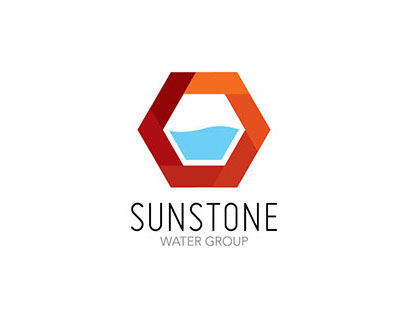 Sunstone Water Group Identity