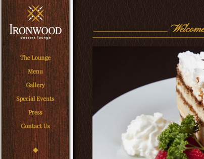 Ironwood Lounge Website