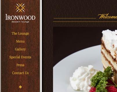 Ironwood Lounge Website