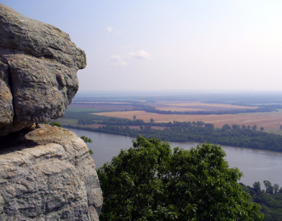 Petit Jean Mountain in Arkansas