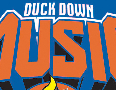 DUCK DOWN MUSIC Tee