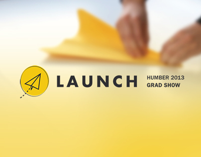 Launch Grad Show - Humber College 2013