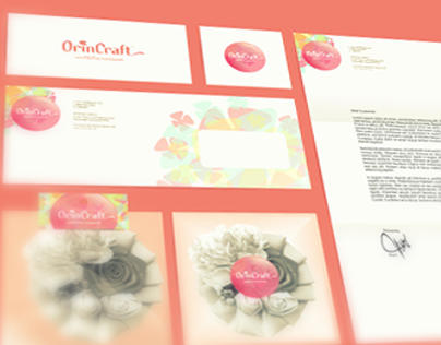 Orin Craft Identity Design