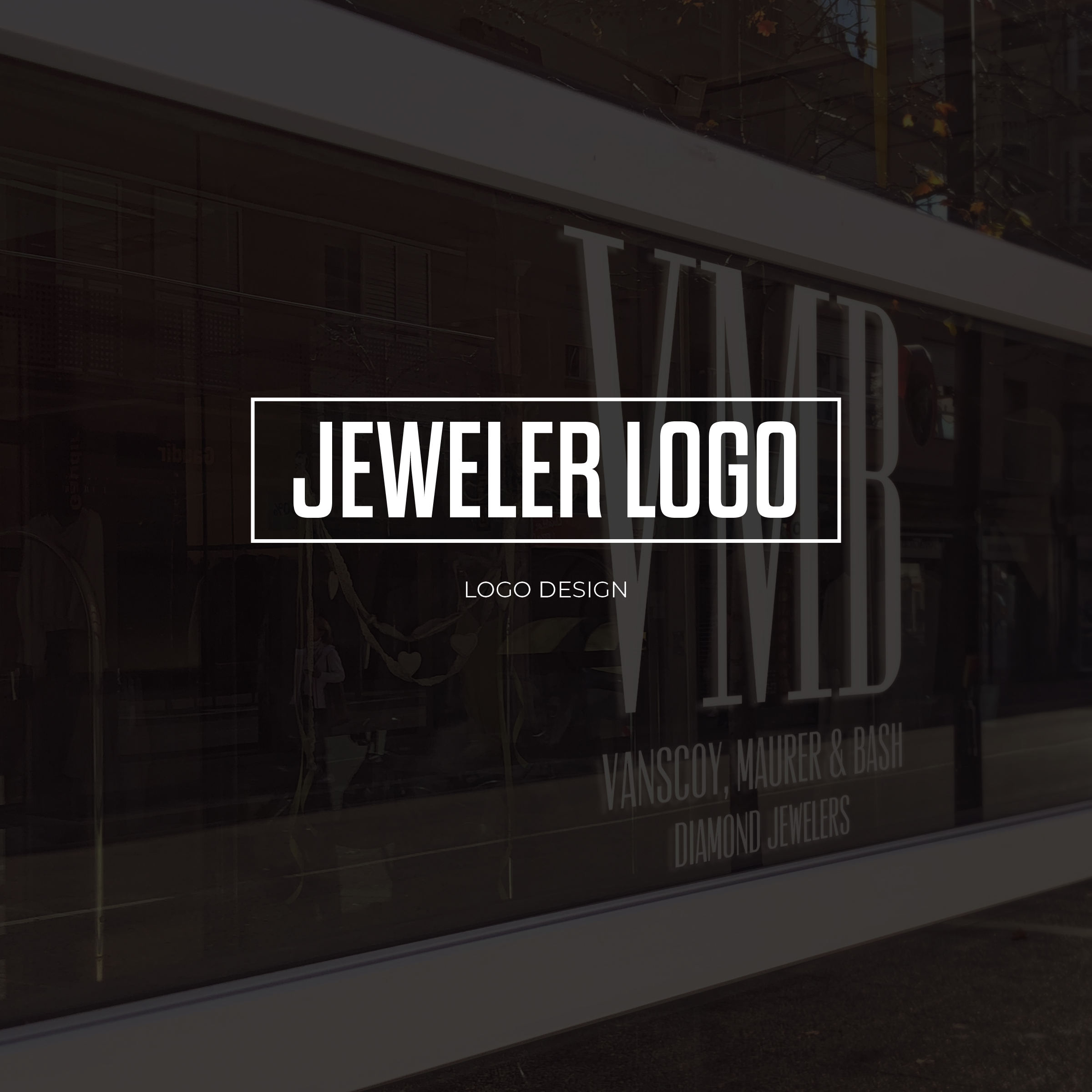Vanscoy, Maurer & Bash Diamond Jewelers Rebranding