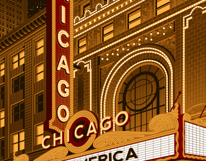 See America Series - Chicago Theatre