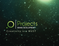 .O Projects Brand Development Identity