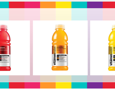 Web Proposal e-commerce Vitamin Water