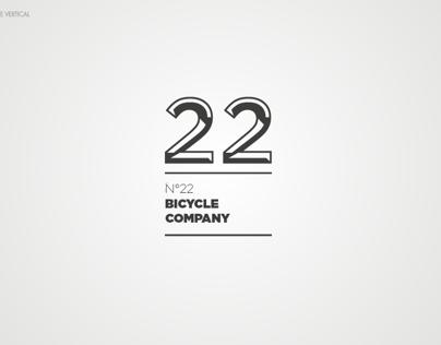 N°22 BICYCLE COMPANY