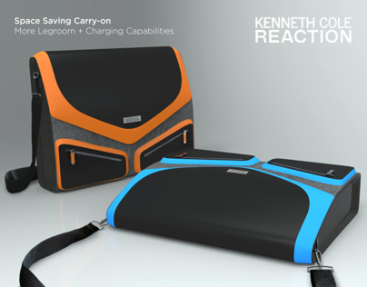 Space Saving Carry-on for Kenneth Cole Reaction