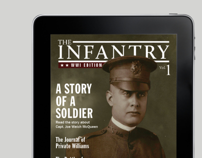 The Infantry - Magazine