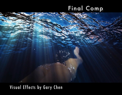 Blue Jellyfish VFX Breakdown