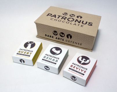 Patronus Chocolate