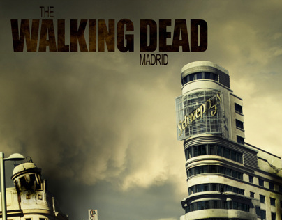 Walking Dead Madrid