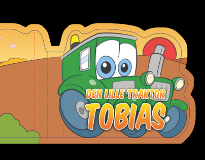 Little Tractor Called Tobias