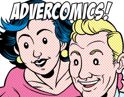 Advercomics! Free e-book