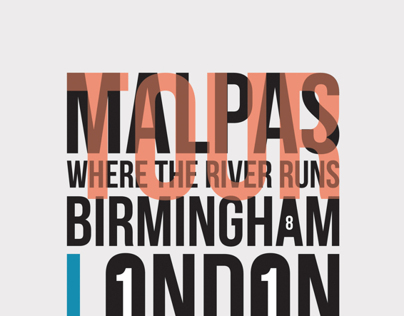 Malpas Tour Poster Design Brief