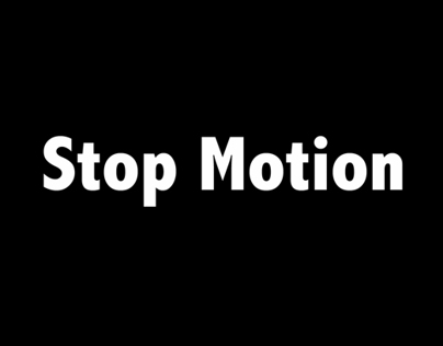 Stop Motion Projects