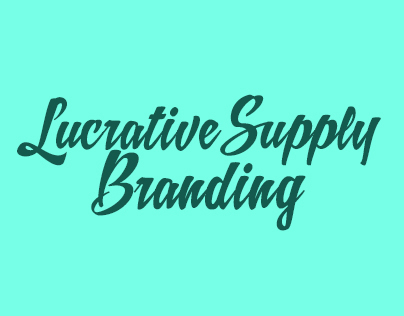 Lucrative Supply Logo & Branding