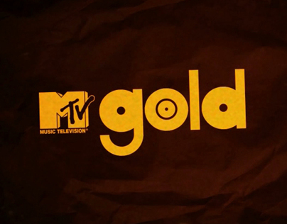 MTV GOLD - Bumpers
