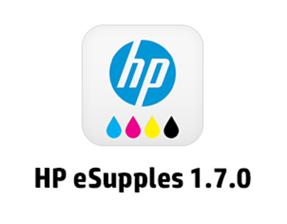 HP eSupplies Android app