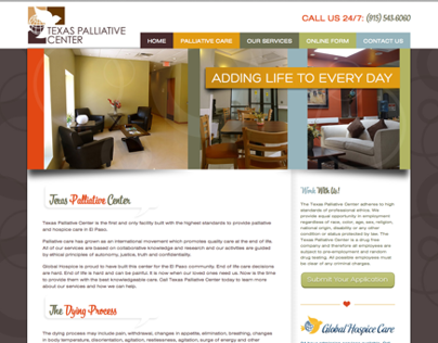 Web: Texas Palliative Center