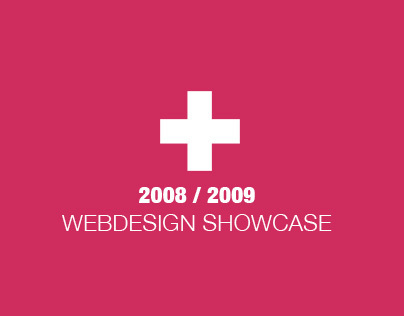 WEBDESIGN SHOWCASE : 2008/ 2009