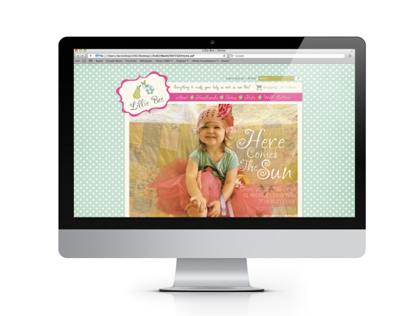 Lillie Bee Website