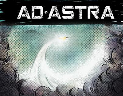 AD-ASTRA comic book
