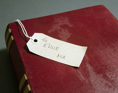 To Elsie - Photography Book