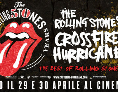 The Rolling Stones - Crossfire Hurricane (ITA)
