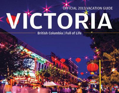 Victoria British Columbia 2013 Vacation Guide