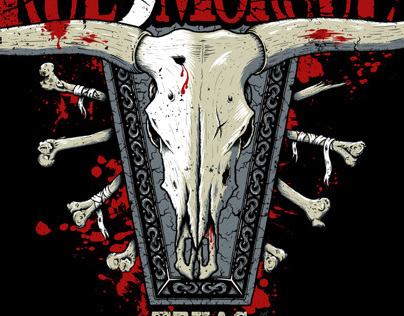 Rue Morgue / Texas Frightmare Weekend Shirt