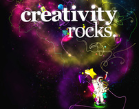 Creativity Rocks