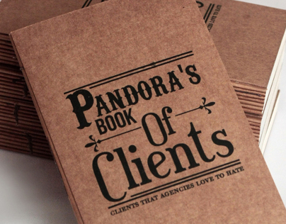 PANDORAS Book of Cleints