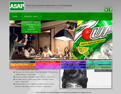 ASAP Website Designs, Unused