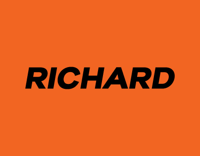 RICHARD | DESIGNER's EMERGENCY KIT