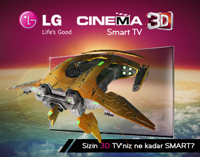 LG Cinema Facebook App