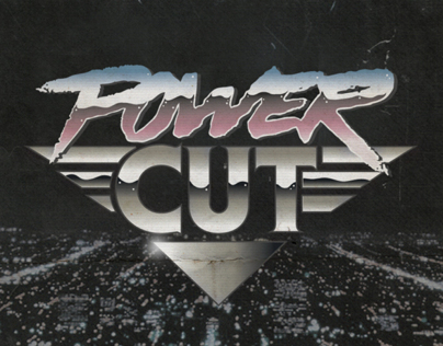 powercut (logo)
